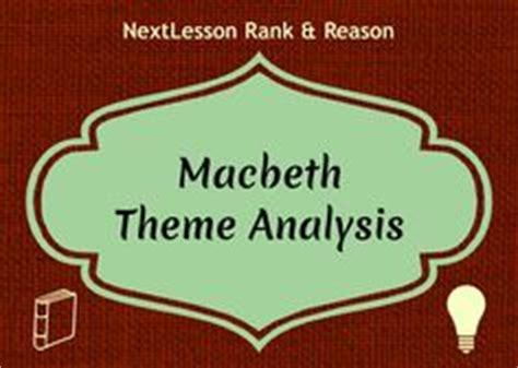 Macbeth essay character analysis