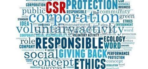 Literature review on corporate social responsibility and ethics